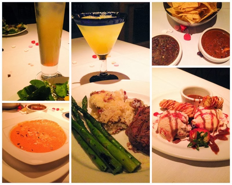 Cantina Laredo's Valentine's Day Menu & A Giveaway!! WINNER ANNOUNCED