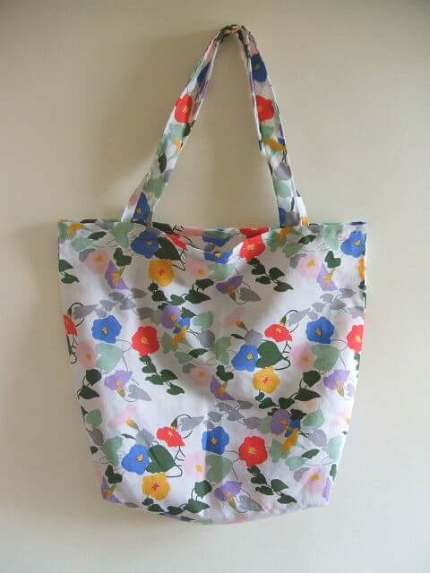 Pillowcase to Shopping Bag