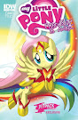 My Little Pony Friendship is Magic #1 Comic Cover Jetpack Variant