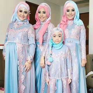 kumpulan model kebaya hijab batik