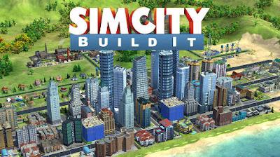 SimCity BuildIt Apk + Mod (Money/Coins/Key) Download