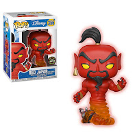 Pop! Disney: Aladdin Red Jafar CHASE