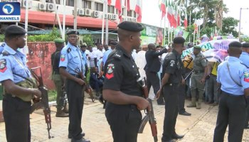 dead nigerian police officer promoted