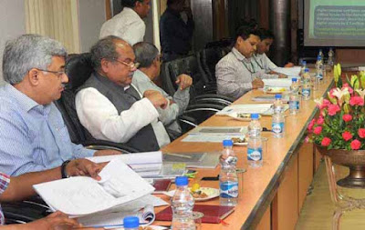 Narendra Singh Tomar, Steel Authority of India, Ministry of Steel, Union Minister for Steel and Mines, Ministry of Steel, SAIL, MSTC, FSNL