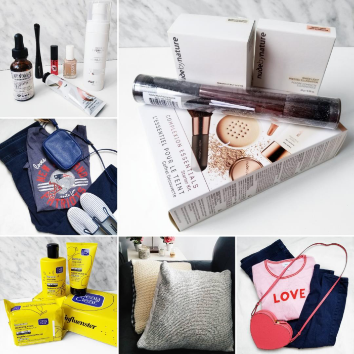 bblogger, bbloggers, bbloggerca, canadian beauty blogger, beauty blog, instamonth, instagram round up, monthly favorites, legendary apothecary, joe fresh beauty, nude by nature, ootd, clean and clear