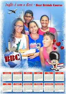 Calendars 2019 - Teens