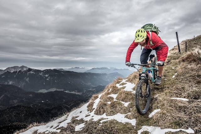 Mountainbiketour Streichkopf Achensee