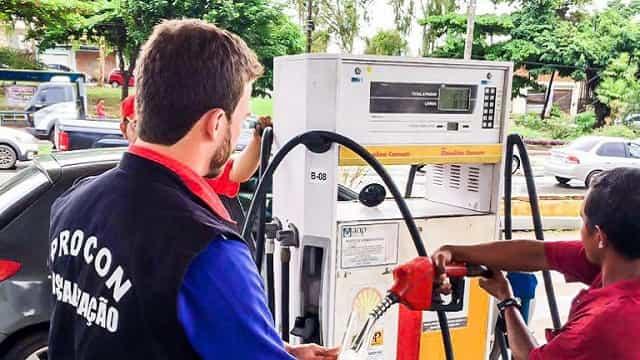Procon-MA. Maranhão baixou ICMS sobre gasolina