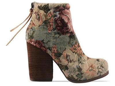 Jeffrey Campbell Tapestry Boots