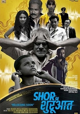 Shor Se Shuruaat 2016 Hindi 480p WEB HDRip 350mb Esub