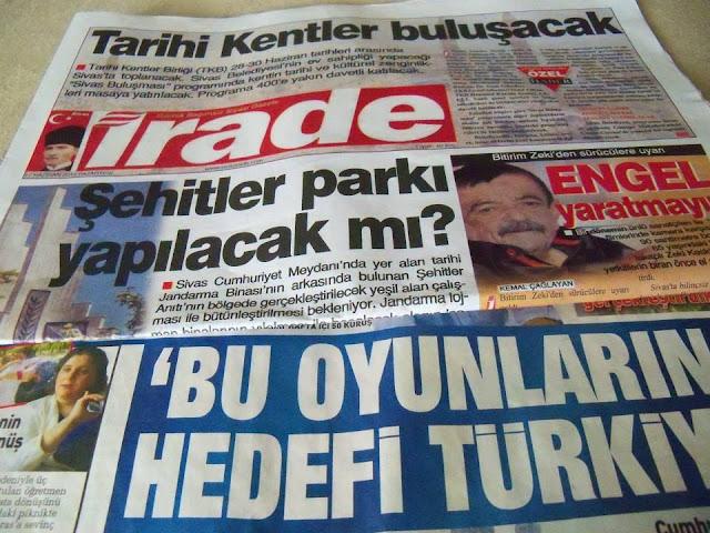 Sivas İrade Gazetesi