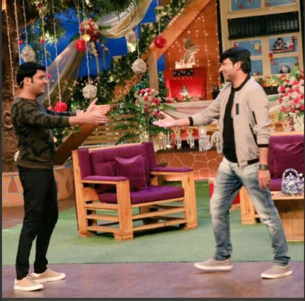 Chandan Prabhakar Is Back On The Kapil Sharma Show