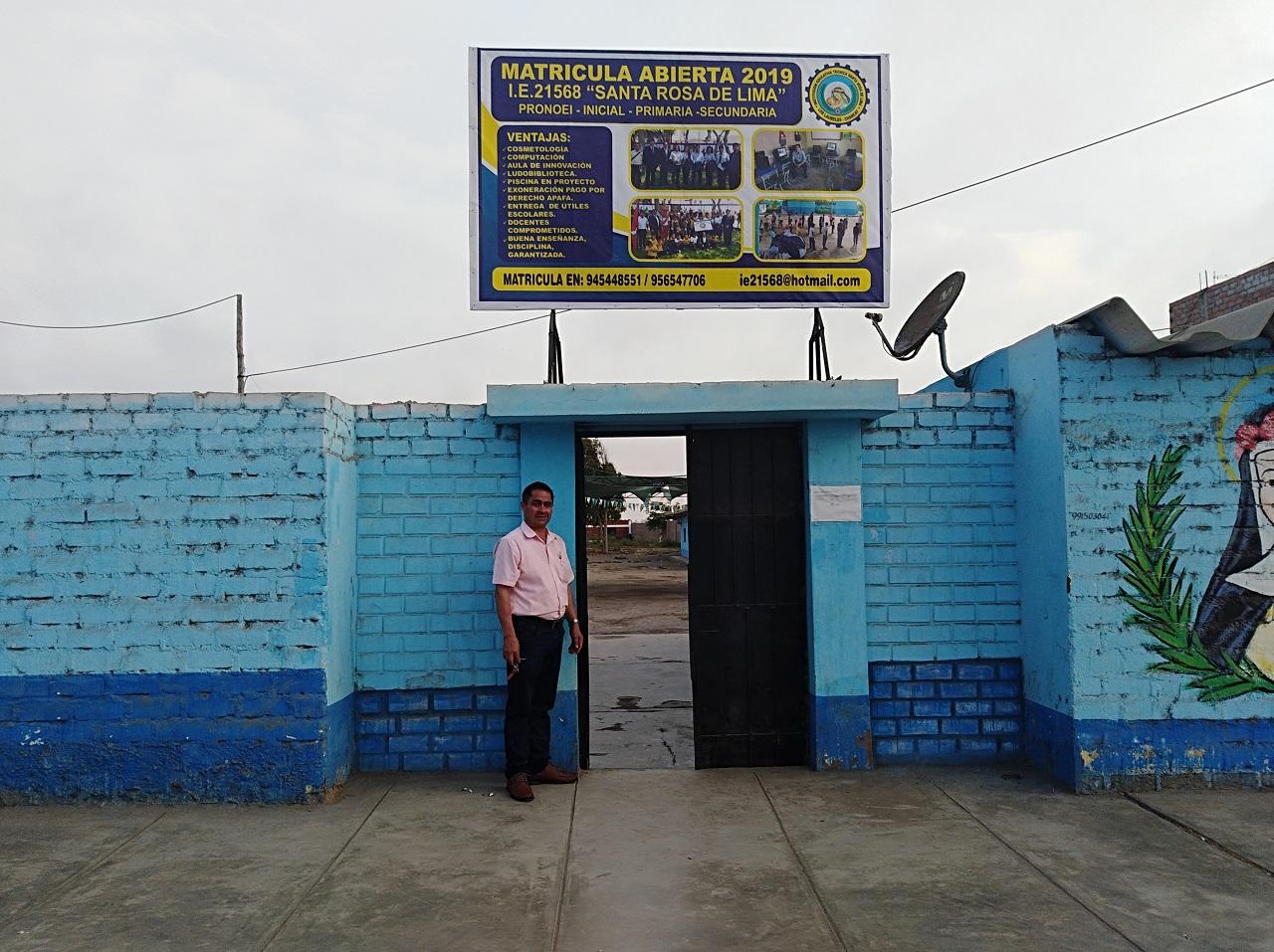 Escuela 21568 SANTA ROSA DE LIMA - Los Laureles