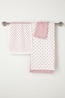 Polka Dot Towel