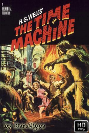 La Maquina Del Tiempo (1960) [1080p] [Latino-Ingles] [MEGA]