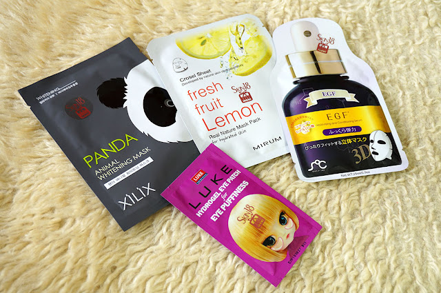 Korean Sheet Masks from SKIN18 , Sheet masks, Korean skincare, Korean skin products, Beauty, Beauty review, Beauty blog, top beauty blog, skincare