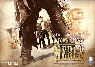 Doctor Who Season 7 A Town Called Mercy