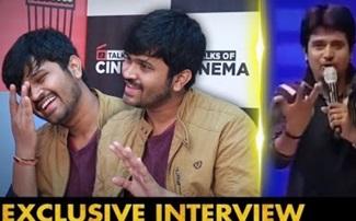 Vijay TV Super Singer6 Anirudh Interview
