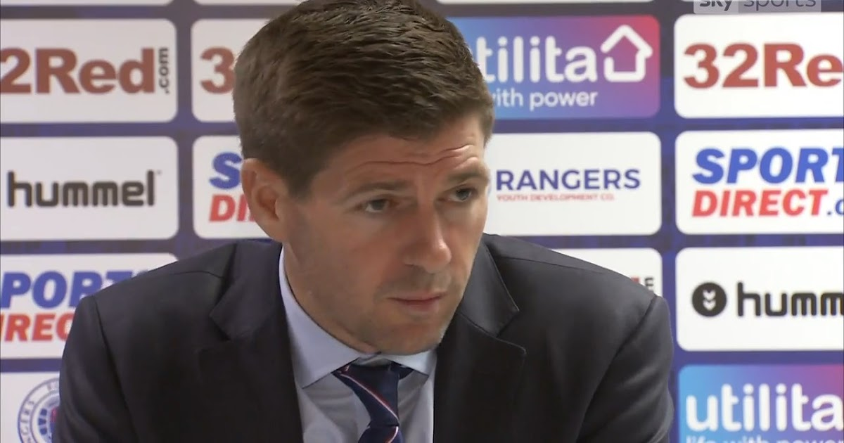 Stevie Gerrard makes stunningly bold admission about key player