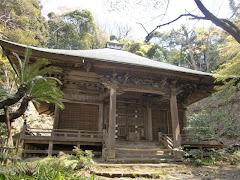 妙法寺法華堂