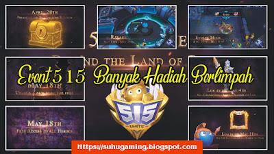 Event 515 Mendapatkan Hero Faramis dan Border Permanen Secara Gratis Mobile Legends