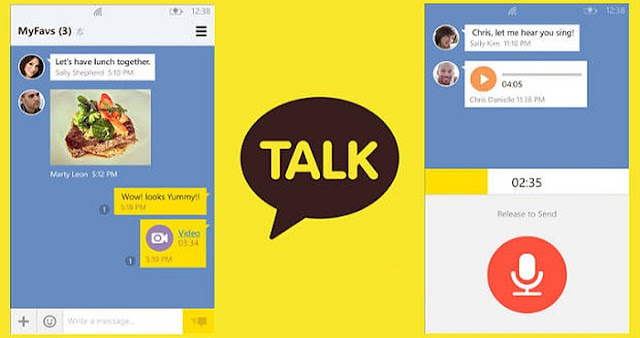 KakaoTalk Apk Android App