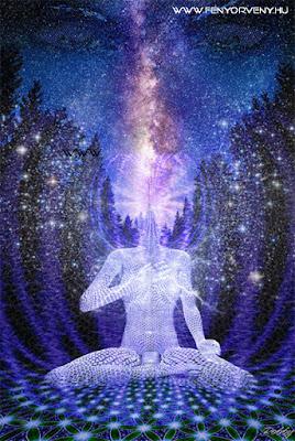 lélek, tudat szikra, tudat, spiritualitás, fényörvény