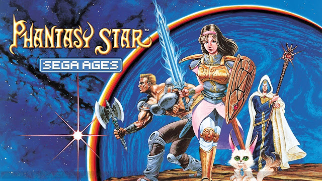 Phantasy Star Switch release date