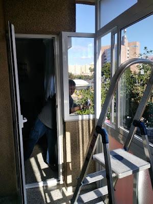 Carpinterías de aluminio Alicante