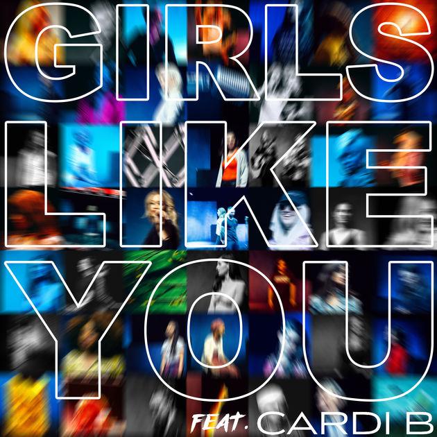 Maroon 5 - Girls Like You (feat  Cardi B) - Single [iTunes