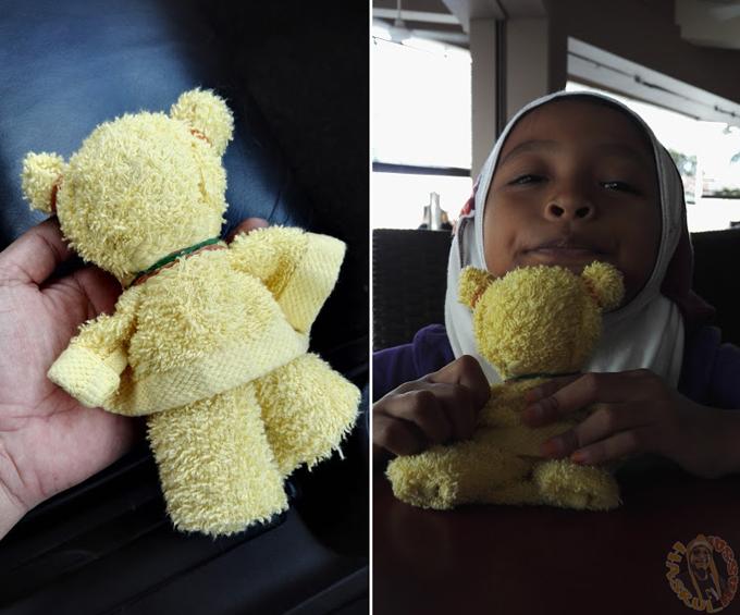 Teddy Bear Buatan Sendiri Di Rumah (Homemade)