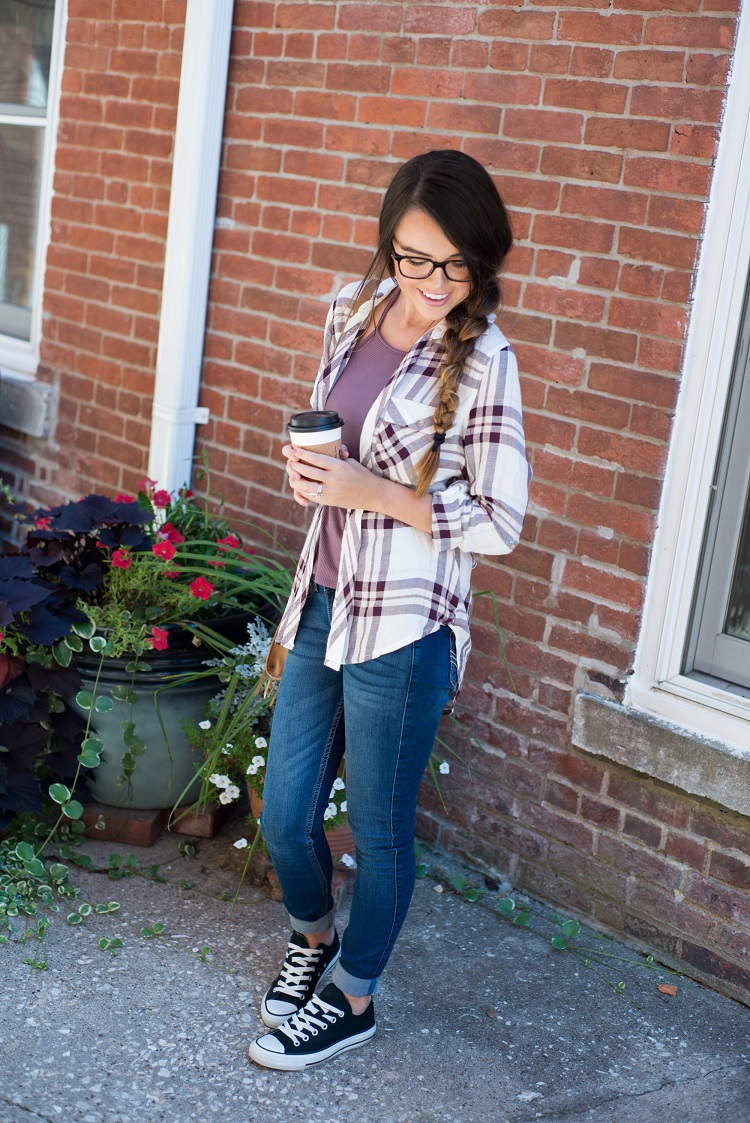 How to maintain comfort in your fall wardrobe - Current Bliss - Click through to find out what she and other bloggers have to say on this topic!