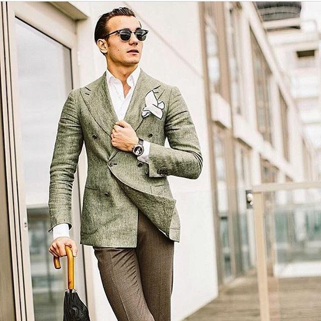 Clase Db The Jacket La Y Distinción Cruzada Chaqueta Elegancia gOSgFqnxp