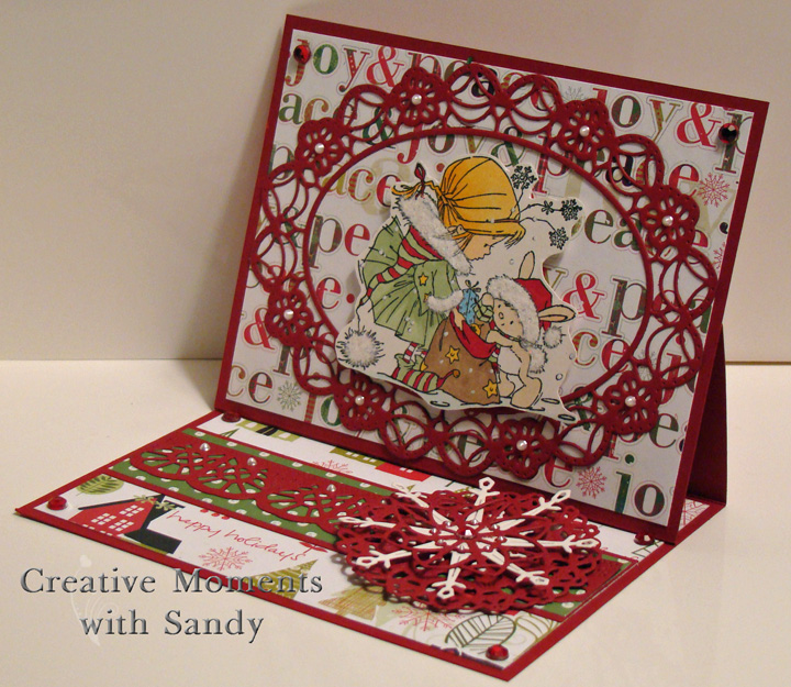 Cheery Lynn Designs Challenge 3 - Red and Green - Cheery ...