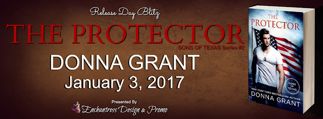 Release Day Blitz – The Protector