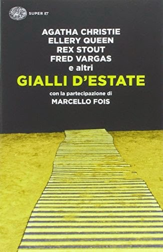 Gialli d'estate-Traduzione di Francesca Cosi e Alessandra Repossi - copertina