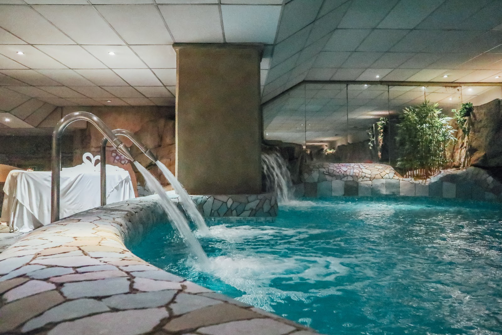 Spa & Wellness Center at Senator Barcelona Spa Hotel