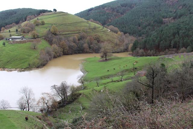 Pantano de Oiola