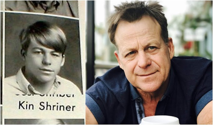 Soap Vet Kin Shriner Celebrates His Birthday - See His Amazing Then and Now Pics!