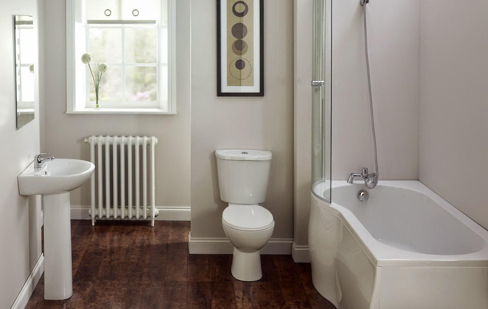 pilihan desain toilet kamar mandi