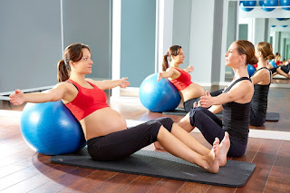 7 Simple exercises that will make labour and delivery easier