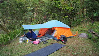 Camping Curug Kalimata