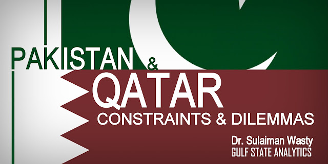 Pakistan and Qatar: Constraints and Dilemmas