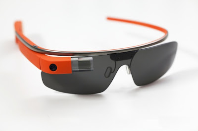 Google Glass Hands On Stock