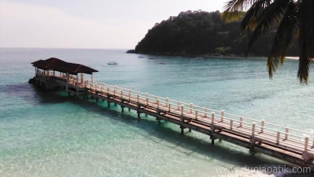 Pantai Teluk Pauh di Perhentian Island Resort