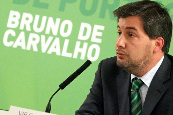 Bruno De Carvalho Já Tem Lista