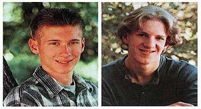 Dylan Klebold dan Eric Harris