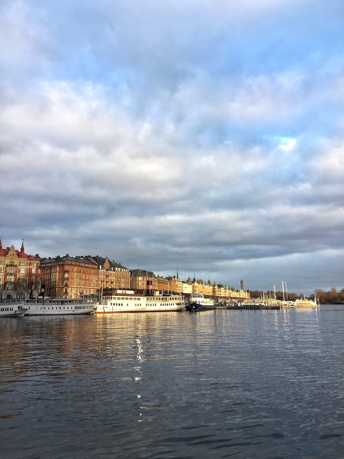 Travel diary stockholm sweden