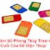 Cách Xem Số Điện Thoại 4 Số Cuối Theo Phong Thủy - Bói 4 số đuôi điện thoại