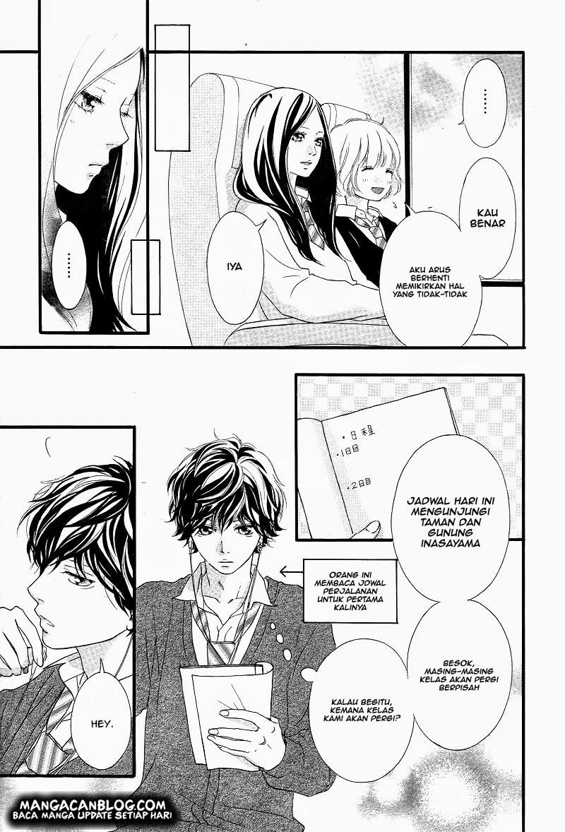 Ao Haru Ride Chapter 36-9